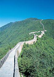 中国の世界遺産 万里の長城