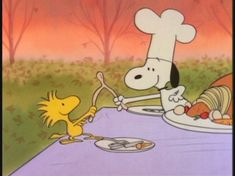 A Charlie Brown Thanksgiving - peanuts Screencap