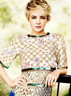 carey mulligan - total woman crush