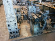 imperial sector terrain - Google Search