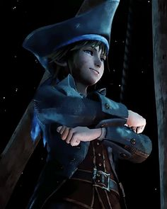 Look at my boy! Cute little pirate! Kingdom Hearts 3, Cowboy Bebop, Video Game Characters, Vanitas, Anime Comics, Final Fantasy, Pirates, Kh 3, Video Games