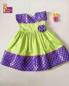 PrinceNPrincess E-Commerce online Shopping - Buy kids Green Blue Party wear frock Gown online for girls Stylish Dresses For Girls, Dresses Kids Girl, Kids Outfits Girls, Baby Dresses, Kid Outfits, Frilly Dresses, Kids Frocks Design, Baby Frocks Designs, Kids Dress Wear