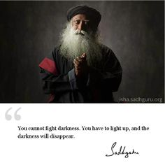 Light UP and the darkness will disappear. Daily Inspiration Quotes, Spiritual Inspiration, Mystic Quotes, Best Quotes, Life Quotes, Guided Meditation, Meditation Meaning, Spiritual Quotes, Life Lessons