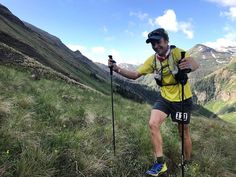 Tumbling 100 feet down a mountain side, bouncing off and sliding down sharp rocks, Adam Campbell's life and career as an ultrarunner became...