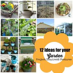 12 Ideas for your Ga