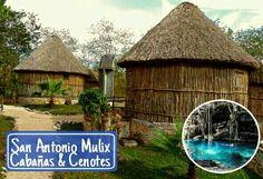 SAN ANTONIO MULIX, CABAÑAS & CENOTES A 50 MIN DE MERIDA   RESERVA YA PARA EL PUENTE DEL 16 AL 18 DE SEPTIEMBRE  INFORMES EN aldea.mulix@hotmail.com Telf/whatsapp 9992163155 OPCIONES EN www.fb.com/aldeasmaya #Mulix #Cabañas #Cenotes #Bicicleta #AldeaMaya #Yucatan #TravelYucatan