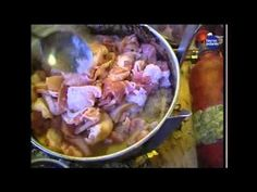 Expedición TransGroenlandia 2002 de Ramón Larramendi (5/10) -  Así se come en las expediciones en Groenlandia. Ramones, Videos, Ethnic Recipes, Food, Voyage, Eten, Meals