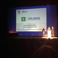 Premios AJE Asturias 2014 AJE Joven Empresario Eco-Lógica