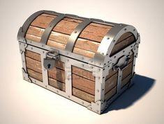 How To Decorate A Treasure Box Diy Pirate Decorations Treasure Chest  Google Search  Treasure