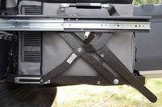 Image result for drop down fridge slide