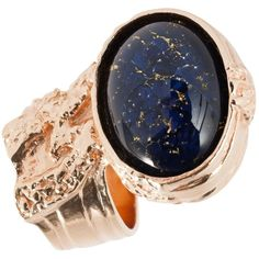Pre-owned Yves Saint Laurent Arty Ring ($180) ❤ liked on Polyvore featuring jewelry, rings, gold, yves saint laurent jewelry, yellow gold jewelry, yves saint-laurent ring, gold ring and preowned jewelry
