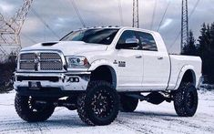 Custom Lifted Trucks, Lifted Chevy Trucks, Ram Trucks, Jeep Truck, Diesel Trucks, Cool Trucks, Pickup Trucks, Truck Rims, Best Trucks
