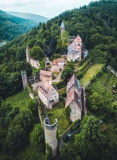 Burg Hirschhorn 🇩🇪
