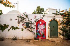 Stew (France) #streetart #erriadh #djerba #tunisia #stencil