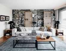 Modernist Mix: Khalkedon Penthouse in Istanbul by Studio Escape From Sofa