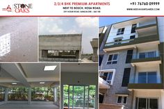 Overall Finish, Look & Durability can only come from employing superior quality materials in construction! Just to name a Few!! At #NeevAvantgarde #StoneOaks Our SPECIFICATIONS Include - Concrete Overhead Water Tanks, 7 Feet Larger UPVC Windows, Superior Quality Larger Flooring and Bathroom Tiles & Fittings, Balconies with Full Glass, Exterior Stone Cladding, and Many Many such MORE......Interested? Call for a site visit at today!  Call: +91 76760 09999