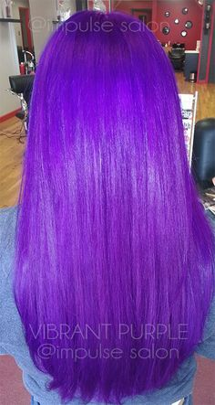 Full-Purple-Hair-Color-Impulse-Beauty-Salon ... Located in Lowell, MA