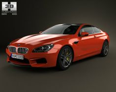 BMW M6 Coupe F13 2013