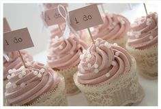 Wedding Wednesday: Cupcakes