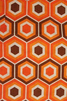 vintage space age gordijnen, mooi van kwaliteit en kleur. https ...