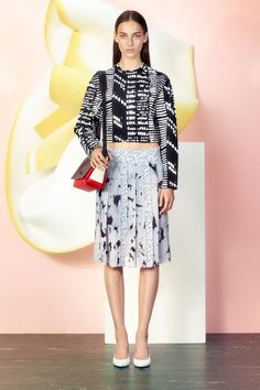 Proenza Schouler Resort 2015 - there isn't one look I don't resonate with from this collection. LOVE IT.