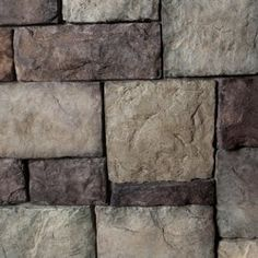 Order Kodiak Mountain Stone Manufactured Stone Veneer - Southern Hackett Thin Stone Apache / Rough Cut / 120 Sq Ft Crate, delivered right to your door. Exterior Design, Interior And Exterior, Manufactured Stone Veneer, Hardwood Floors, Flooring, Building Materials, Rough Cut, Crates