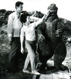 Behind the scenes of King Kong vs. Godzilla