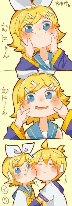 Len Y Rin, Kagamine Rin And Len, Pokemon Comics, Pokemon Funny, Hatsune Miku, Manga Anime, Anime Art, Vocaloid Characters, Twilight