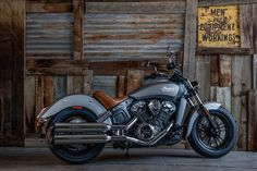<<>> 2015 Indian Scout Motorcycle