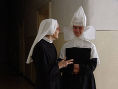 Why all the silly hats? Daughters Of Charity, Nuns Habits, Religion, Silly Hats, Atheism, Headgear, Mythology, Prayers, Spirituality