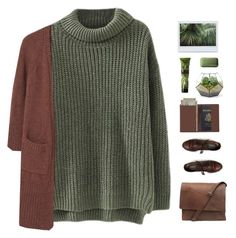 matilda by francinegloriana on Polyvore featuring MANGO, Royce Leather, Aesop and Borghese