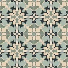 Sofia encaustic cement tile - cement tile shop....