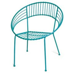 perfect turquoise chair