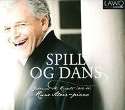 Spill og dans: Piano Music by Johannes M. Rivertz [CD]