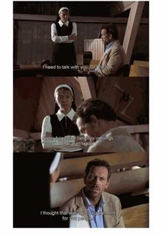 Is a good thing he is a doctor, because you will need one for that burn. House Md Funny, House Meme, Dr House Quotes, Blackadder Quotes, House And Wilson, Gregory House, Bible Humor, Tv Show Couples, Funny Memes
