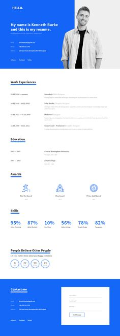 Charity Organization Landing Page Template on Behance | Landing Page ...