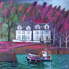 Jenny Wheatley. Harbour View
