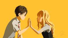 DeviantArt: More Like Arima Kousei X Miyazono Kaori Fanart by ...