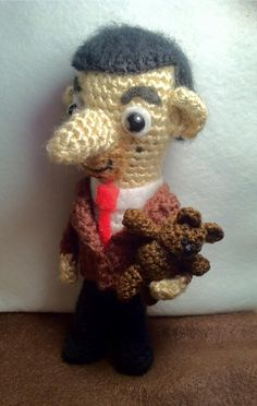 1000+ images about Crochet Animals & Dolls on Pinterest ...
