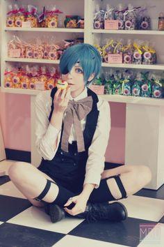 Ciel Phantomhive from Black Butler | SO CUTE!!! || Anime Cosplay