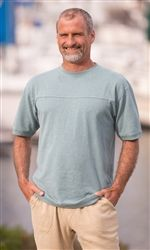 Dash Hemp uses organic hemp in its upscale hemp t-shirts for men. Hemp clothes available retail, wholesale and at the Dash Hemp outlet in Santa Cruz, California.