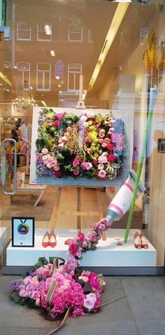 LK Bennett - Chelsea in Bloom - May 2014