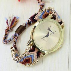 Montre bracelet bresilien 2015