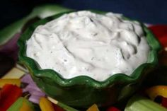 Make and share this Delicious Dill Dip for Veggies recipe from Food.com.