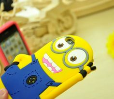 3D Cute Samsung Galaxy S3 S4 NoteII Silicone Cases Cover Cartoon - Free Shipping- - TopBuy.com.au
