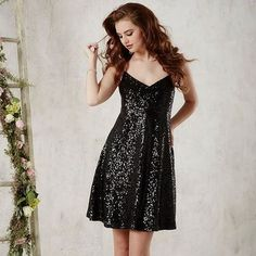 79bed05bcbbf It s time for Little Black Dress parties and  christinawu official has some  fabulous sparklers to add