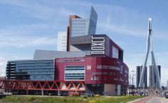Het nieuwe Luxor Theater in Rotterdam door architect Peter Wilson
