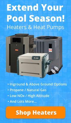Swimming Pool Heaters, Swimming Pools, Above Ground Pool, In Ground Pools, Shop Heater, Pool Supplies, Heat Pump, Locker Storage, Swiming Pool
