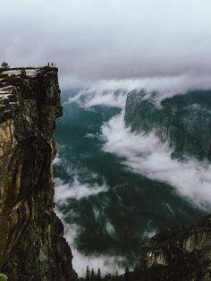 Coyote Atelier travel photography inspiration: Taft Point, Yosemite National Park, California