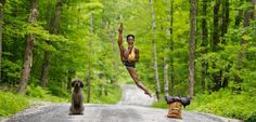 Michaela DePrince  Orphan From Sierra Leone Becomes World-Class Ballerina https://www.youtube.com/watch?v=3FF3irwzJXI  TEDxAmsterdam 2014 | Michaela DePrince | From 'devil's child' to star ballerina  https://youtu.be/Fh5kiTn0P4Y   Taking Flight: From War Orphan to Star Ballerina | Book Trailer https://www.youtube.com/watch?v=bfh2AtBhZDM&feature=youtu.be